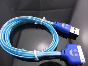 High Speed Perfume Data Cable Micro 5pin USB Charger Data Cable for Samsung pictures & photos