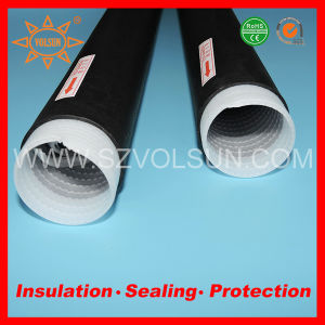 18*80mm EPDM Cold Shrink Tube pictures & photos