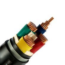 3X35 2X16 Copper Conductor Electrical XLPE Power Cable pictures & photos