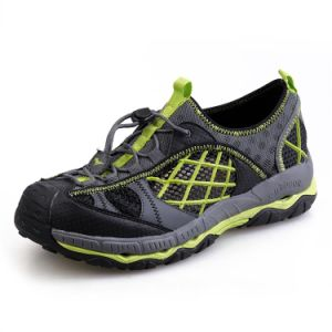 Sports Trekking Sneakers Shoes Outdoor Hiking for Men (AK8898) pictures & photos