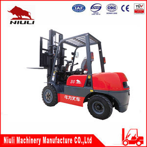 Best Sell CPC30/Cpcd30 Diesel Forklift pictures & photos