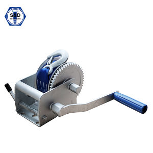 Hand Winch 700lbs Dacromet Chinese Manufacture