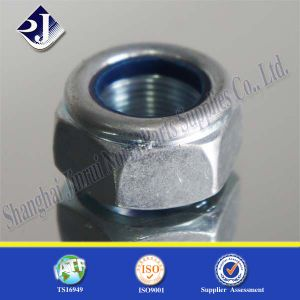 DIN985 982 Lock Nut Nylon Nut pictures & photos