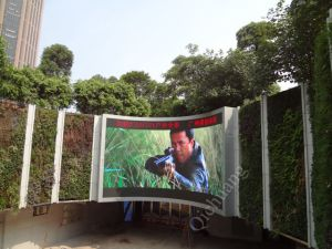 P10 Full Color Outdoor LED Display pictures & photos