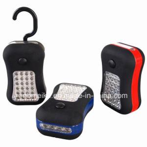 (24+4) 28LED Magnetic Hook Tool Work Light (MK-5106)