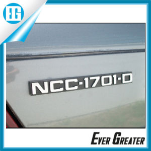 Customized Chrome Letter Badges pictures & photos