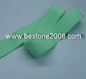 High Quality Polyester Knitting Webbing Garment Accessories 1603-55 pictures & photos