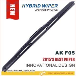 Frame Wiper Blade with Aero Profile and Piaa Quality
