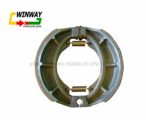 Ww-5115 Gn125/GS125 Motorcycle Parts Brake Shoe Alloy pictures & photos