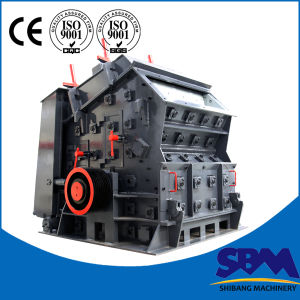 China Popular Impact Crusher, Quarry Crushing Line pictures & photos