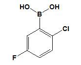 2-Chloro-5-Fluorobenzeneboronic Acidcas No. 444666-39-1 pictures & photos