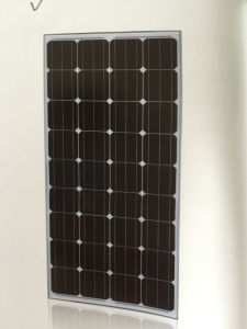 150W 18V Monocrystal PV Solar Panel Production Line pictures & photos