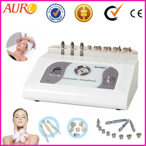 Diamond Microdermabrasion Hot Blackhead Suction Beauty Machine pictures & photos