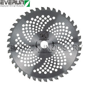 40T Brush Cutter TCT Carbide Disc Saw Blade pictures & photos