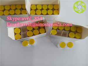 Raw Steroid Hormone Testosterone Enanthate for Bulking and Cutting Muscle Building pictures & photos