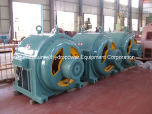 Hydropower Hydro (Water) Turbine Generator/ Hydropower / Hydroturbine pictures & photos