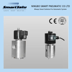 High Pressure High Temperature 2 Ways Solenoid Valve pictures & photos