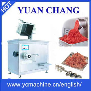 Automatic Meat Grinder Factory with Dual Chopping Cage pictures & photos