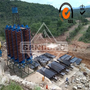 Gravity Separator Spiral Concentrator for separation Ilmenite pictures & photos