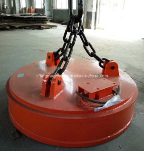 Electric Coil Lifting Magnet for Crane or Excavator pictures & photos
