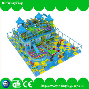 100% Cotton Baby Play Mat Plastic Slides Indoor Playground for Kids pictures & photos