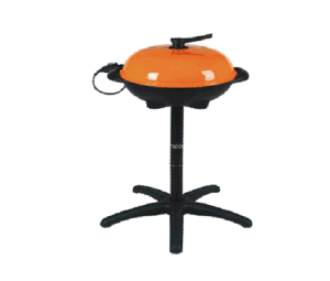 Indoor/Outdoor Electric Barbeque with Cool-Touch Handles and High-Domed Lid (WSH-EG02) pictures & photos