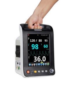 SpO2, NIBP, Temp Vital Sign Patient Monitor pictures & photos