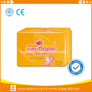 OEM Pads Ultra Thin Lady Anion Sanitary Pads pictures & photos