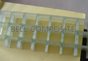 FRP Transparent Gratings, Fiberglass Translucent Gratings, FRP Molded Gratings pictures & photos