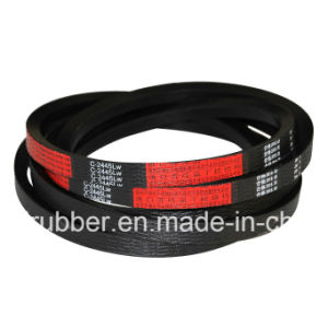 Special Rubber V-Belt for Harvester pictures & photos