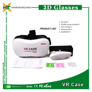 New Google Cardboard 3D Virtual Reality Glasses Case pictures & photos