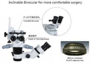 Anterior and Posterior Ophthalmic Operation Microscope pictures & photos