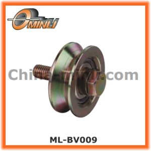 V Groove Steel Bearing for Slide Gate Roller (ML-BV009) pictures & photos