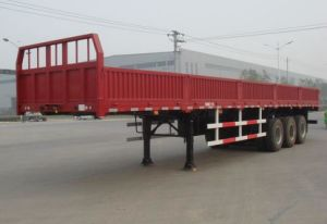 Semi Trailer with Sidewall CGC 9390 pictures & photos