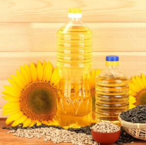 Grade a Non-Transgenic Sunflower Oil for Cooking Oil