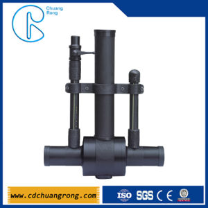 Pipe Fitting and Valves (one-purged ball valve) pictures & photos