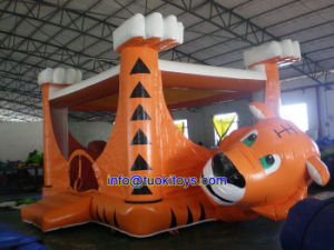 Less Maintenance Inflatable Bouncer Used for Recreational Purpose (A171) pictures & photos