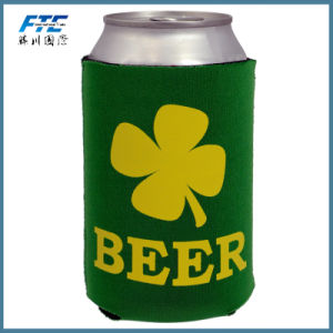 Promotional Customized Waterproof Neoprene Sublimation Can Cooler pictures & photos
