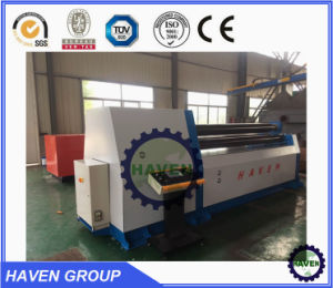 W12S-16X4000 4 Roller Steel Plate Rolling and Bending Machine pictures & photos