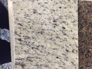 Wholesale Natural Stone Polished Granite Slabs Ornamental White Granite Price pictures & photos