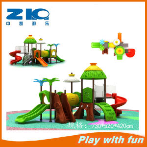 Children Playground Equipment with Big Slide pictures & photos