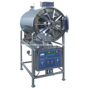 Full Stainless Steel Horizontal Autoclave Medical Sterilizer Machine for Sale pictures & photos