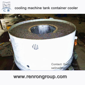 2016 Standard Pressure Tank Cooling Machine Tank Container Cooler C-01