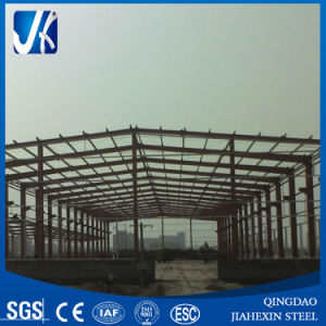 Prefabricated Excellent Large Span Light Steel Structure Warehouse pictures & photos