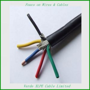 4core 2.5mm PVC Insulated Wire Cable Speaker Cable pictures & photos