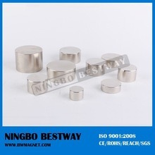 Large Cylinder Sinter Neodymium Magnet Power pictures & photos