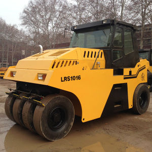 10 / 16ton, Ce Approved Pneumatic Tire Road Roller Lrs1016 pictures & photos