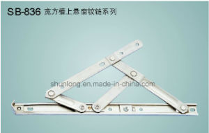 Stainless Steel Modern Window Stay/Hinge (SB-836) pictures & photos