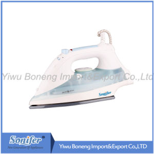 Electric Travelling Steam Iron Ghm-6588 Electric Iron with Ceramic Soleplate pictures & photos