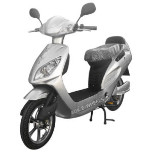 250W/350W/500W Motor Electric Moped Scooter (EB-012) pictures & photos